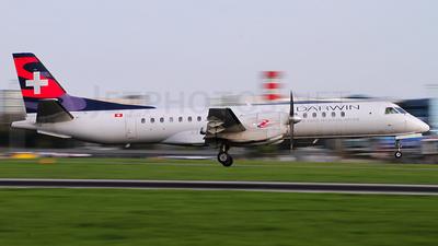 HB-IZJ - Saab 2000 - Darwin Airline