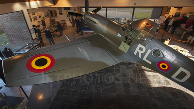 SG57 - Supermarine Spitfire Mk.XIV - Belgium - Air Force