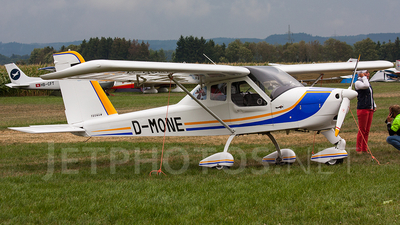 D-MONE - Tecnam P92 Echo - Private