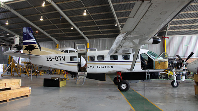 ZS-OTV - Cessna 208B Grand Caravan - Solenta Aviation