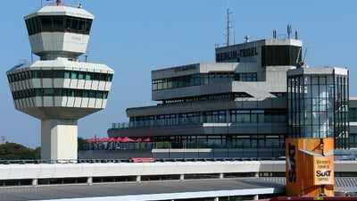 EDDT - Airport - Control Tower