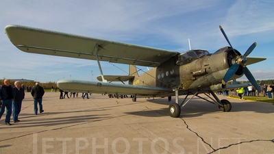 SE-KYU - Antonov An-2 - Private