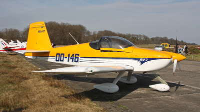 OO-146 - Vans RV-7 - Private