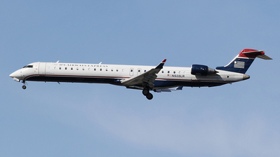 N928LR - Bombardier CRJ-900ER - US Airways Express (Mesa Airlines)