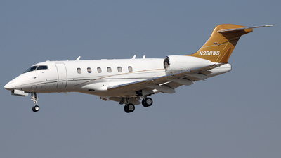 A picture of N388WS - Bombardier Challenger 300 - [20108] - © Javier González