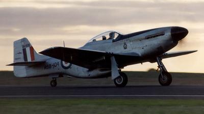 VH-BOB - CAC CA-18 Mk.21 Mustang - Private