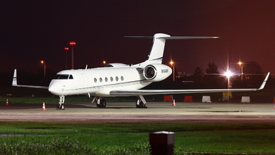 N144KK - Gulfstream G-V - GC Air