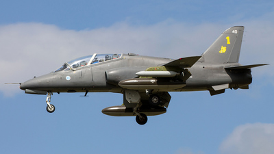 HW-340 - British Aerospace Hawk Mk.51 - Finland - Air Force