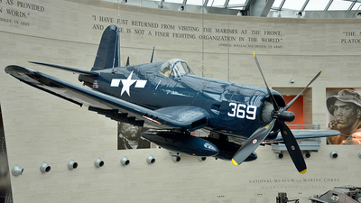 97369 - Chance Vought F4U-4 Corsair - United States - US Marine Corps (USMC)