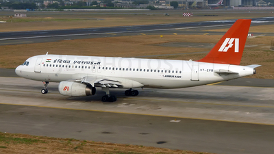 VT-EPB - Airbus A320-231 - Indian Airlines