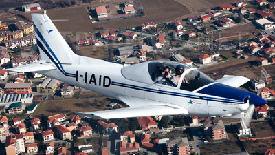 I-IAID - General Avia F22C - Aero Club - Biella