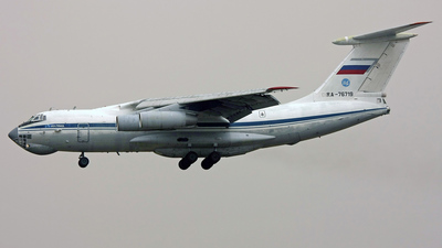 RA-76719 - Ilyushin IL-76MD - Russia - 224th Flight Unit State Airline