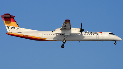 OE-LGE - Bombardier Dash 8-Q402 - Tyrolean Airways