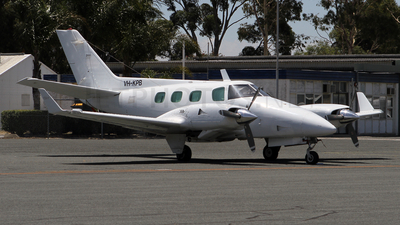 VH-KPB - Beechcraft 60 Duke - Fugro Airborne Surveys