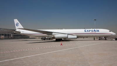 4R-EXJ - Douglas DC-8-63(F) - Expo Air