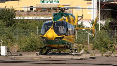 SE-JJC - Eurocopter EC 145 - SOS Helikoptern Gotland