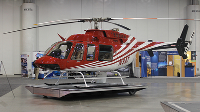 N9AT - Bell 407 - Private