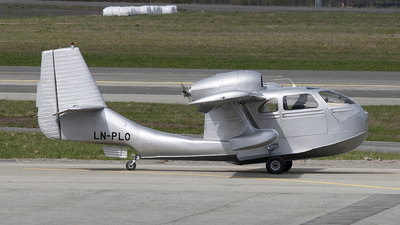 LN-PLO - Republic RC-3 Seabee - Private