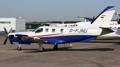 D-FJNU - Socata TBM-700C2 - Private