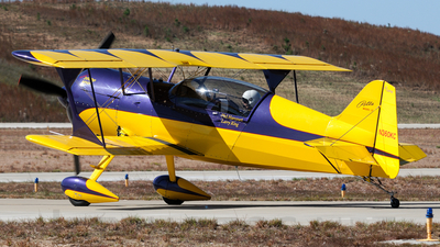 N360KC - Pitts 12S - Private