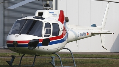 D-HAAM - Eurocopter AS 350 Ecureuil - Meravo Helicopters