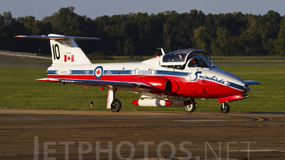 114013 - Canadair CT-114 Tutor - Canada - Royal Canadian Air Force (RCAF)
