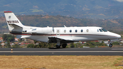 N618QS - Cessna 560XL Citation XLS - Private