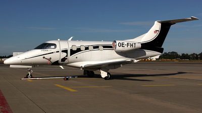 OE-FHT - Embraer 500 Phenom 100 - Private