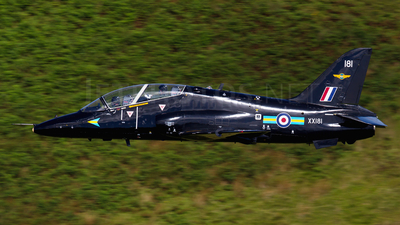 XX181 - British Aerospace Hawk T.1 - United Kingdom - Royal Air Force (RAF)