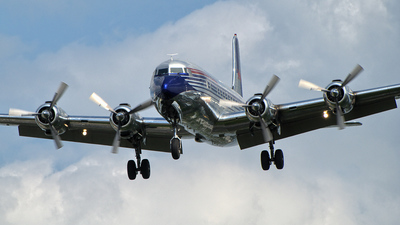 N996DM - Douglas DC-6B - The Flying Bulls