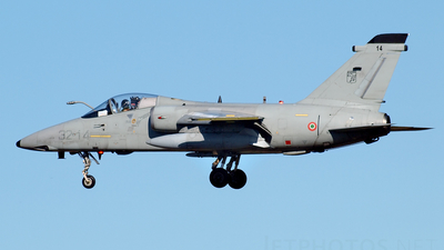 MM7114 - Alenia/Aermacchi/Embraer AMX ACOL - Italy - Air Force