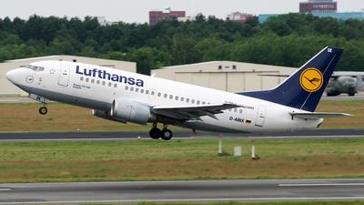 Boeing 737-530 - Lufthansa