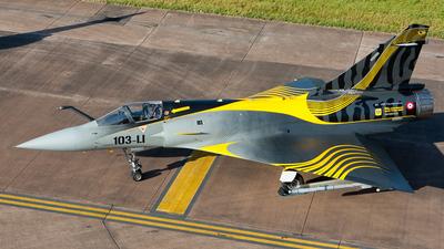 80 - Dassault Mirage 2000C - France - Air Force