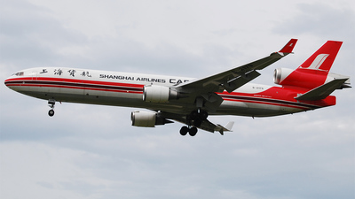 B-2179 - McDonnell Douglas MD-11(F) - Shanghai Airlines Cargo
