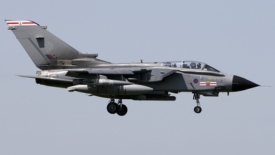 ZA611 - Panavia Tornado GR.4 - United Kingdom - Royal Air Force (RAF)