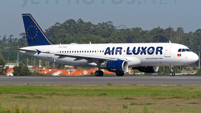 CS-TQD - Airbus A320-214 - Air Luxor