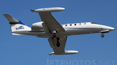 A picture of N39HJ - Learjet 35A - [35337] - © C.P.