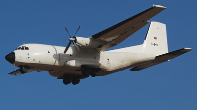 51-15 - Transall C-160D - Germany - Air Force