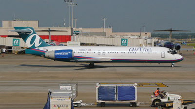 N988AT - Boeing 717-23S - airTran Airways