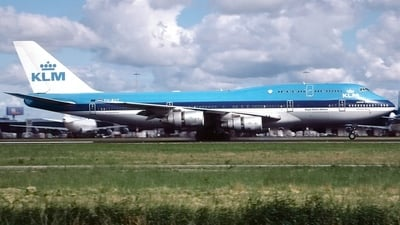 PH-BUT - Boeing 747-206B(M)(SUD) - KLM Royal Dutch Airlines