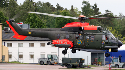 10410 - Aérospatiale Hkp10A Super Puma - Sweden - Armed Forces