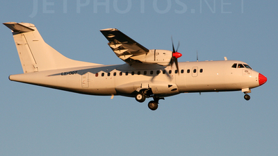 LY-DOT - ATR 42-300 - Danu Oro Transportas (DOT)