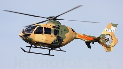 D-HTSE - Eurocopter EC 635T2+ - Iraq - Air Force