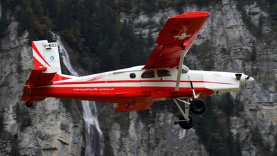 V-622 - Pilatus PC-6/B2-H2M Turbo Porter - Switzerland - Air Force