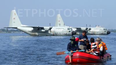 L8-1/23 - Lockheed C-130H Hercules - Thailand - Royal Thai Air Force