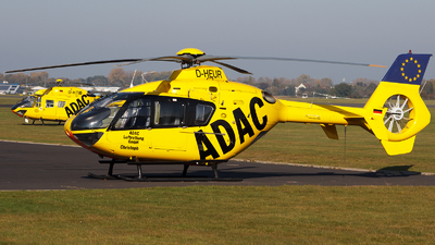 D-HEUR - Eurocopter EC 135T1 - ADAC Luftrettung