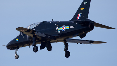 XX167 - British Aerospace Hawk T.1W - United Kingdom - Royal Air Force (RAF)