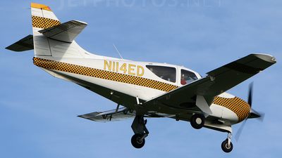 N114ED - Rockwell Commander 114B - Private