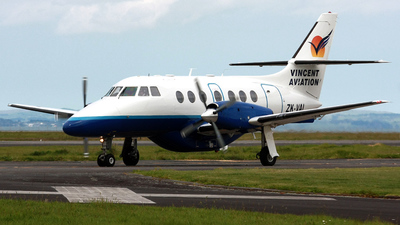 ZK-VAI - British Aerospace Jetstream 32 - Vincent Aviation