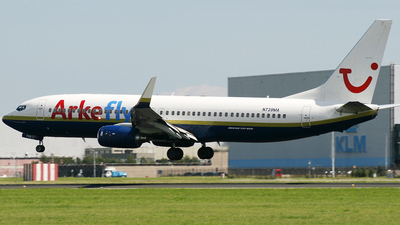 N739MA - Boeing 737-8Q8 - ArkeFly (Miami Air International)